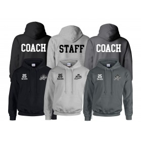 Wigan Bandits - Embroidered Coach or Staff Hoodie