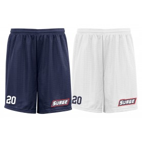 Staffordshire Surge - Embroidered Mesh Shorts