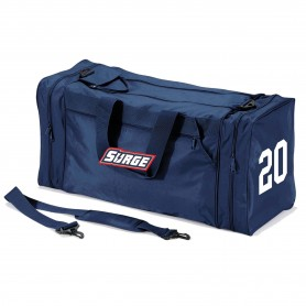 Staffordshire Surge - Custom Embroidered & Printed Kit Bag