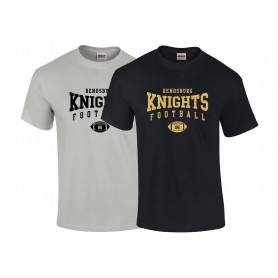 Rendsburg Knights - Custom Ball Logo T-Shirt 2