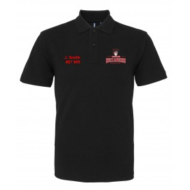 East Kilbride Pirates - Custom Embroidered Buccaneers Polo