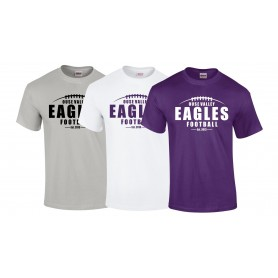 Ouse Valley Eagles - Laces Logo T-Shirt