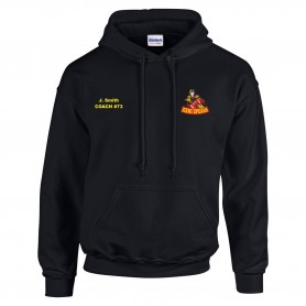 ICENI Spears - Customised Embroidered Hoodie
