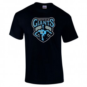 Sheffield Giants - Youth Logo T Shirt