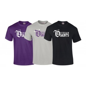 Durham Saints - Halo Logo T-Shirt