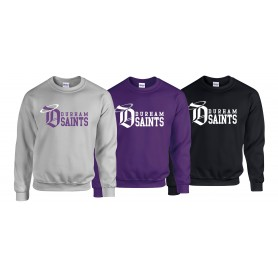Durham Saints - Halo Logo Sweatshirt