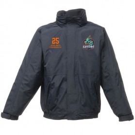 Gwent Gators - Embroidered Heavyweight Dover Rain Jacket