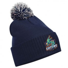 Gwent Gators - Embroidered Bobble Hat