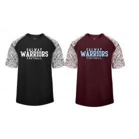 Galway Warriors - Blend Performance Tee