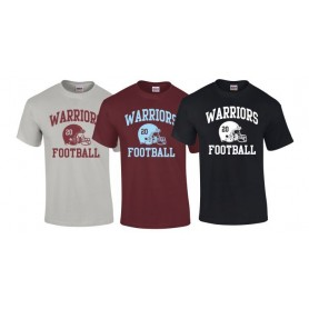 Galway Warriors - Laces Logo T-Shirt