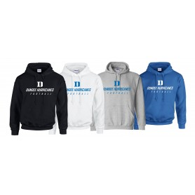 Dundee Hurricanes - Text Logo Hoodie