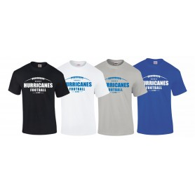 Dundee Hurricanes - Laces Logo T-Shirt