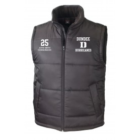 Dundee Hurricanes - Embroidered Gilet