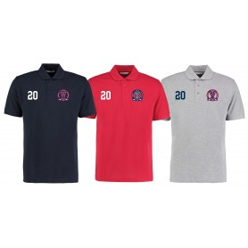 Invicta Junior Ice Hockey Club - Custom Embroidered Polo
