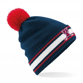 Invicta Junior Ice Hockey Club - Club Logo Bobble Hat