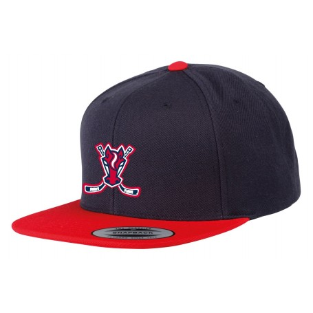 Invicta Junior Ice Hockey Club - Club Logo Two Tone Snapback