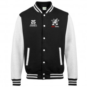 Aberdeen Oilcats - Custom Embroidered Varsity Jacket