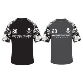 Knottingley Raiders - Printed Camo Performance Tee