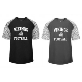 Newcastle Vikings - Printed Blend Sport Tee