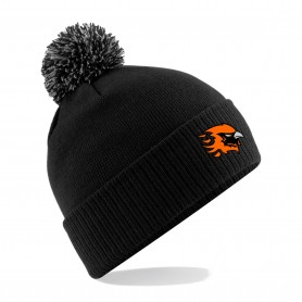 Tamworth Phoenix - Embroidered Bobble Hat