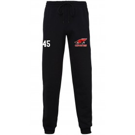 Denain Coyotes - Embroidered Cuff Bottom Joggers