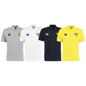 QMBL Vipers - Embroidered Number Polo Shirt