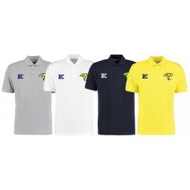 QMBL Vipers - Embroidered Intials Polo Shirt