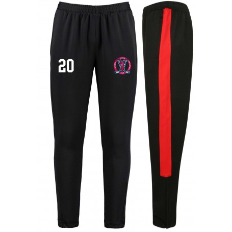 Invicta Junior Ice Hockey Club - Youth Custom Embroidered Tracksuit Bottoms