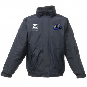 Heriot Watt Wolverines - Embroidered Heavyweight Dover Rain Jacket