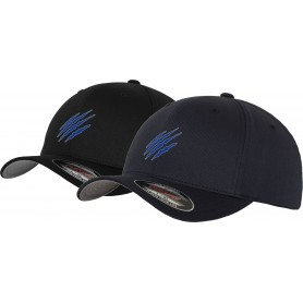 Heriot Watt Wolverines - Embroidered Flex Fit Cap