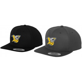Limerick Vikings - Embroidered Snapback Cap