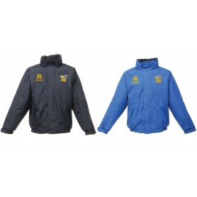 Limerick Vikings - Customised Embroidered Heavyweight Dover Rain Jacket