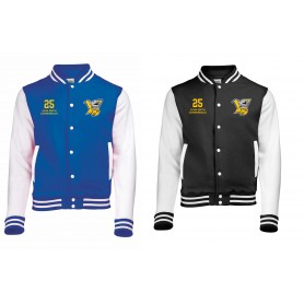 Limerick Vikings - Customised Embroidered Varsity Jacket