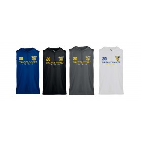 Limerick Vikings - B Core Sleeveless Hoodie