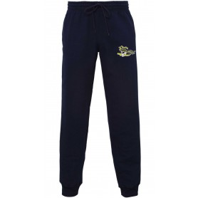 UEA Pirates - Embroidered Cuff Bottom Joggers