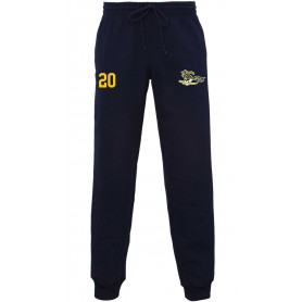 UEA Pirates - Customised Embroidered Cuff Bottom Joggers