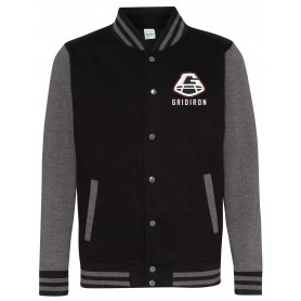 Gridiron - Embroidered Varsity Jacket