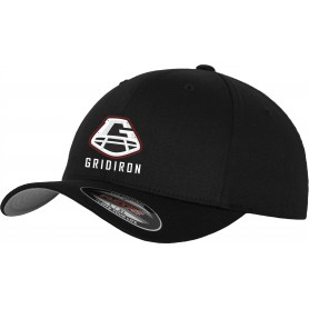 Gridiron - Embroidered Flex Fit Cap
