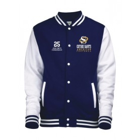 Oxford Saints - Custom Embroidered Varsity Jacket