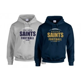 Oxford Saints - Laces Logo Hoodie