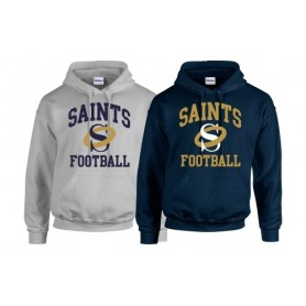 Oxford Saints - Saints Football Logo Hoodie