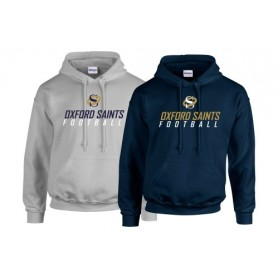 Oxford Saints - Text Logo Hoodie