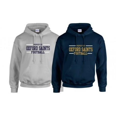 Oxford Saints - Property of Logo Hoodie
