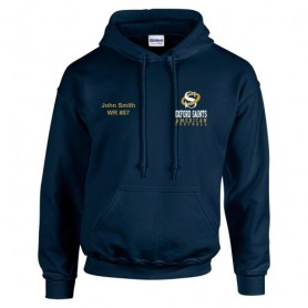 Oxford Saints - Custom Embroidered Hoodie