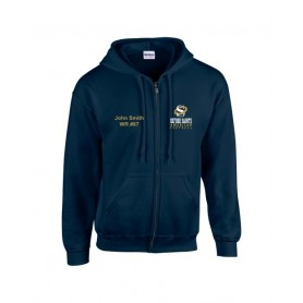 Oxford Saints - Embroidered Zip Hoodie