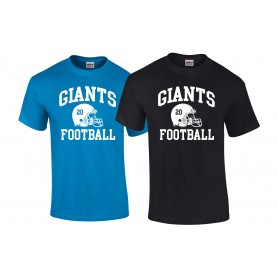 Sheffield Giants - Custom Helmet T Shirt