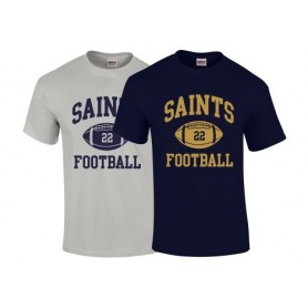 Oxford Saints - Custom Ball Logo T-Shirt 1