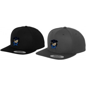 Sovona Pirates - Embroidered Snapback Cap