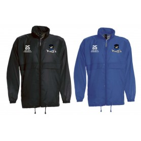 Sovona Pirates - Lightweight College Rain Jacket