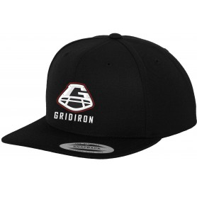 Gridiron - Embroidered Snapback